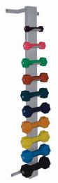 Wall Mounted Metal Dumbell Rack