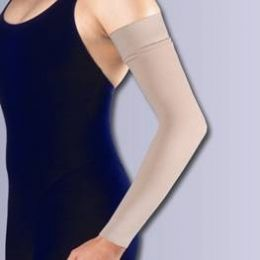Armsleeve w/Silicone Band 15-20mmHg  Medium Beige(Each)