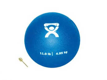 Plyometric Rebounder Ball 11 lb. Blue  7  Diameter