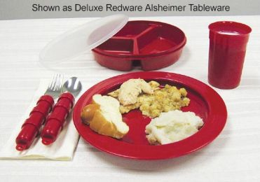 Redware Tablewear Set Deluxe