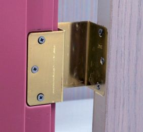 Door Hinge Expandable (Pk/2)
