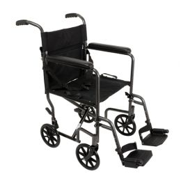 Wheelchair Transport Steel  19  Seat Width
