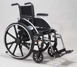 Wheelchair Ltwt K4 w/Flip-Back Rem Desk Arms & S/A Ftrsts14