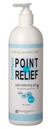 Point Relief ColdSpot Pain Relief Gel  16oz Pump