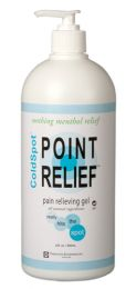 Point Relief ColdSpot Pain Relief Gel  32oz Pump
