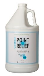 Point Relief ColdSpot Pain Relief Gel  128oz (1gal) Pump