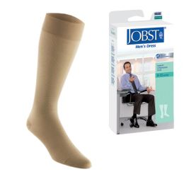 Jobst for Men 8-15 Khaki Large