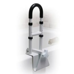 Tub Rail Adjustable Clamp-On