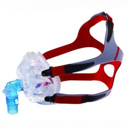 V2 Full Face CPAP Mask w/Headgear  Large