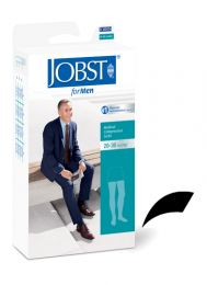 Jobst for Men 20-30 Thigh-Hi Large Black