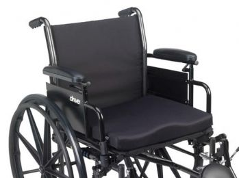 Molded Wheelchair Cushion General Use 16 x16 x2