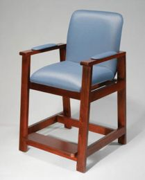 Hip-High Chair-Wooden