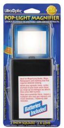 Magnifier Pop-Up Lighted