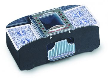 Card Shuffler Battery Powered