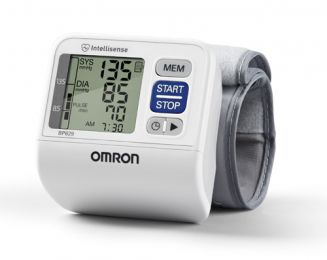 Omron Wrist Blood Pressure Monitor  3 Series