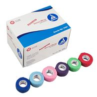 Dynarex 3181 Sensi-Wrap Self-Adherent Bandage Roll-30/Case