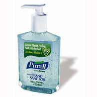 GOJO 9674-12 Purell Hand Sanitizer with Aloe